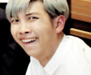 bts, rap monster, and funny image