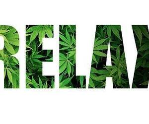 relax, weed, and smoke image