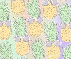 ananas, background, and wallpaper image