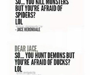 jace herondale, books, and funny image