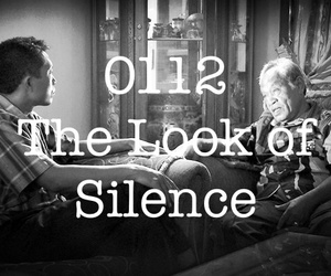 movie and the look of silence image