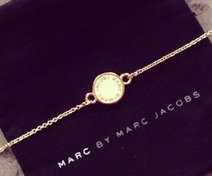 gold, marc jacobs, and love image