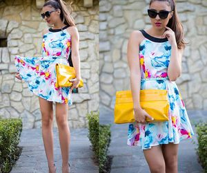 class, dress, and summer fashion image