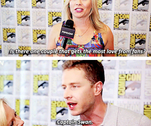 once upon a time, josh dallas, and captain swan image