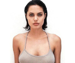 Angelina Jolie, love, and model image