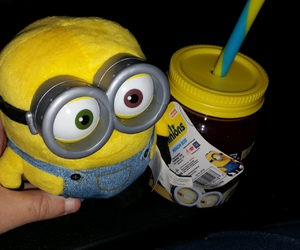 bob, minions, and movies image