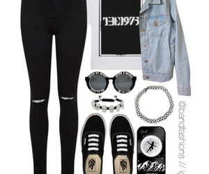 bands, clothes, and fashion image