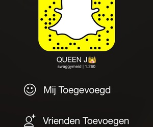 add me and snapchat image