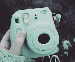 blue, camera, and tumblr image