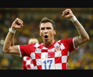17, mandzukic, and Croatia image