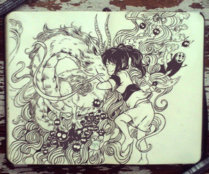 Hayao Miyazaki, manga, and le voyage de chihiro image