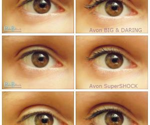 avon, eyes, and beauty image