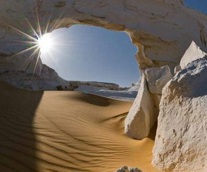egypt, landscape, and nature image