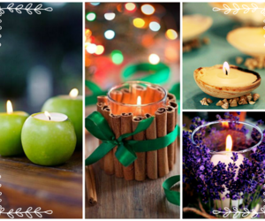 candle, decorating, and home image
