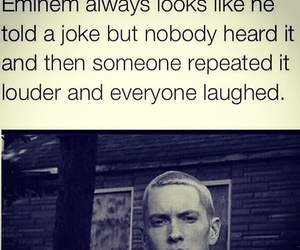 funny, eminem, and lol image