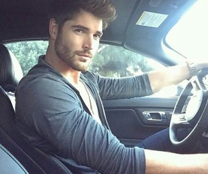 nick bateman, boy, and car image