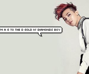 gd, g dragon, and kwon image