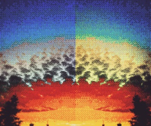 8bit, cloud, and digital art image