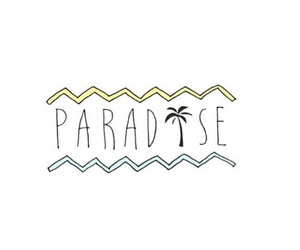 paradise, palm tree, and tumblr image