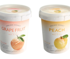 aesthetic, grapefruit, and peach image