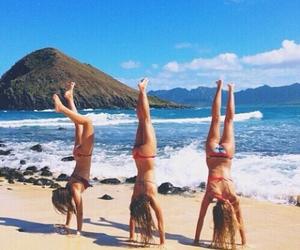 motivation, paradise, and girls image