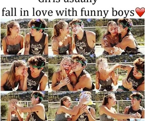 couple, jc caylen, and Relationship image
