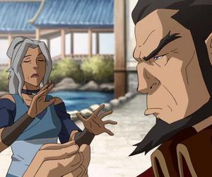 avatar, kya, and mako image