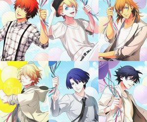 anime, syo kurusu, and natsuki image