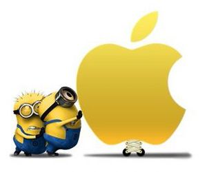 apple, background, and cartoon image