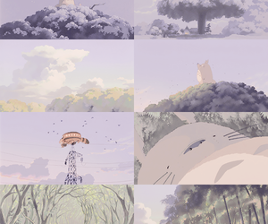My Neighbor Totoro, studio ghibli, and totoro image