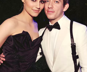 kevin mchale and dianna agron image