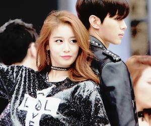 jiyeon, t-ara, and hongbin image