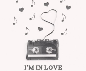 love, music, and one direction image