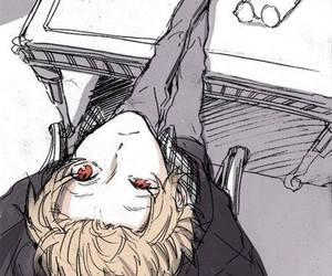 anime, anime boy, and kekkai sensen image