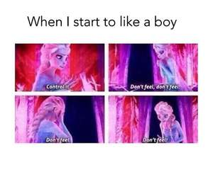 frozen, funny, and boy image