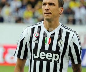 Juventus and mario mandzukic image