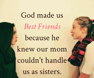sisters, best friends, and love image