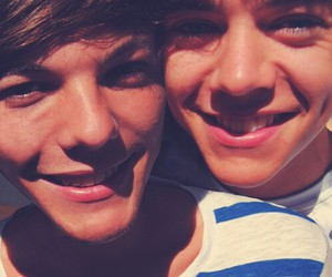 larry, harry y louis, and larry stylinson image
