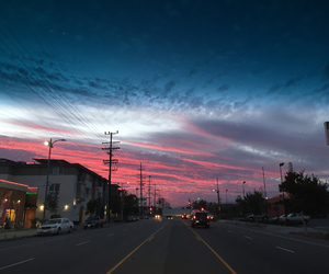 sky, hipster, and blue image