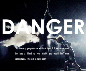 army, danger, and jin image