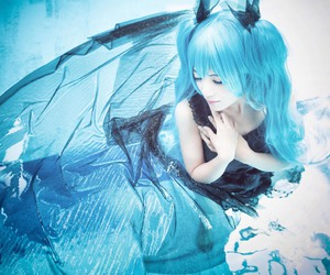 anime, cosplay, and vocaloid image