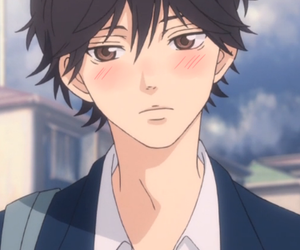 ao haru ride, kou, and anime image