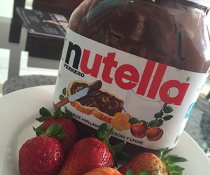 nutella and theday image