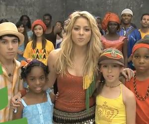 blond, children, and shakira image