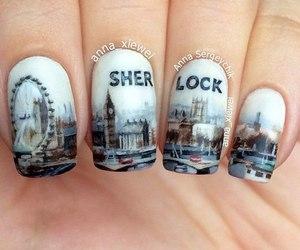 nails and sherlock image