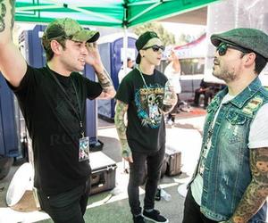 issues, sleeping with sirens, and tyler carter image