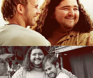 lost and hurley image