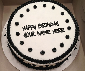 Birthday Cake Images Hd With Name ~ Images about happy birthday name cakes on we heart it see