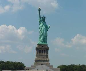 Dream, new york, and statue of liberty image