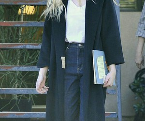 Elle Fanning, fashion, and outfit image